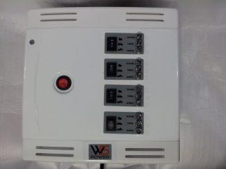 Carregador de bateria para Lanchas
