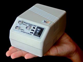 Carregador de bateria para Sistema de alarme